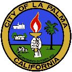 City of La Palma California Logo