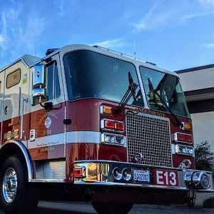 New Fire Engine 13 - 2019