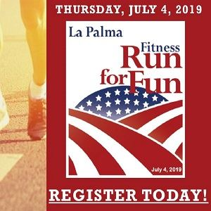 Run for Fun 2019 square ad
