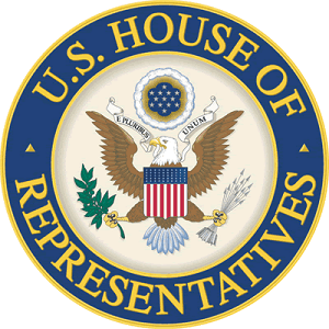 US House of Reps seal